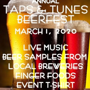 Pepperwood Beerfest - Sunday March 1st, 2020